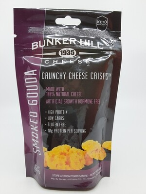Bunker Hill Crunchy Cheese Crisps