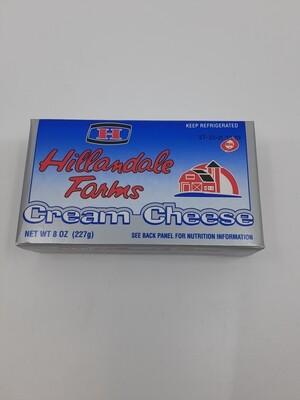 Hillendale Farms cream cheese