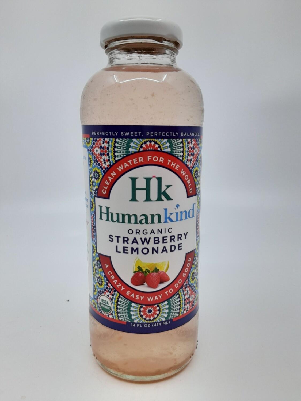 Human Kind Organic lemonade or iced tea
