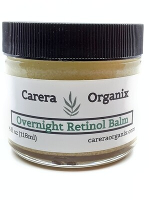Carera Organix PP overnight retinal balm