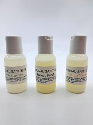 Carera Organix PP natural sanitizer