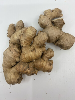 Organic Ginger Root (1/4 lb)