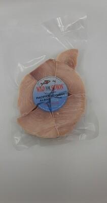 Wild for Salmon PP Albacore tuna medallion (one pound)