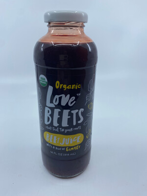 Love Beets beet juice
