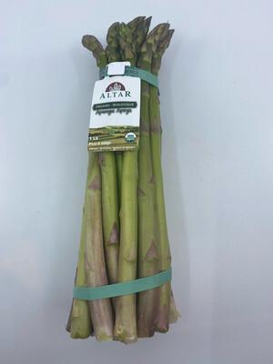 Asparagus bunch, OG (1 lb)