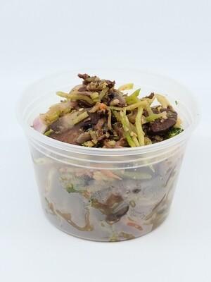 Holistic Vibes- Broccoli Stir Fry- OG, Vegan, GF