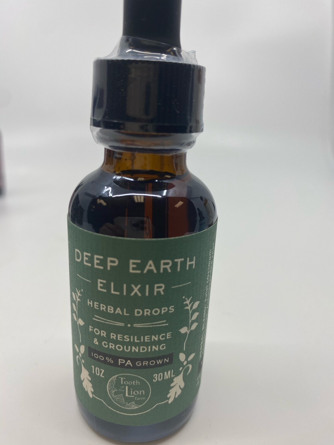 Tooth Of The Lion PP Deep Earth Elixir