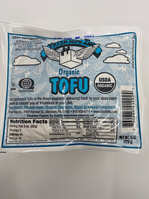 Fresh Tofu Inc. PP tofu (15 ounces)
