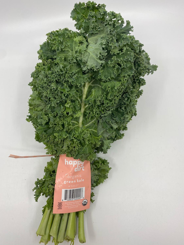 Lancaster Farm Fresh OG green curly Kale