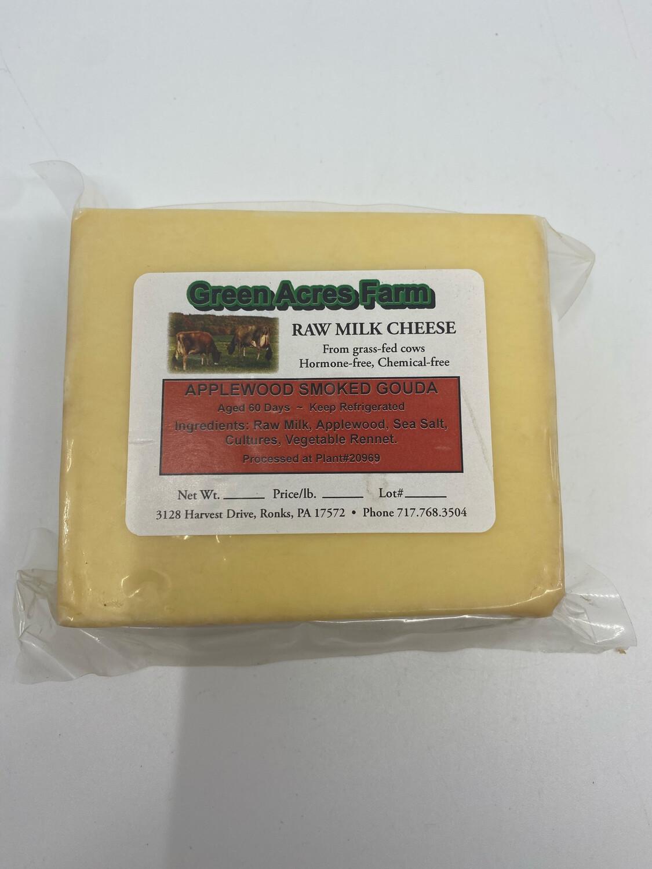 Green Acres Farm raw milk Gouda (8 ounce)