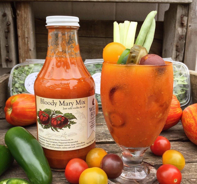 Wild Fox Farm Bloody Mary Mix PP