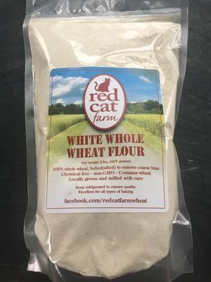 Red Cat Farm Wheat Flour PP