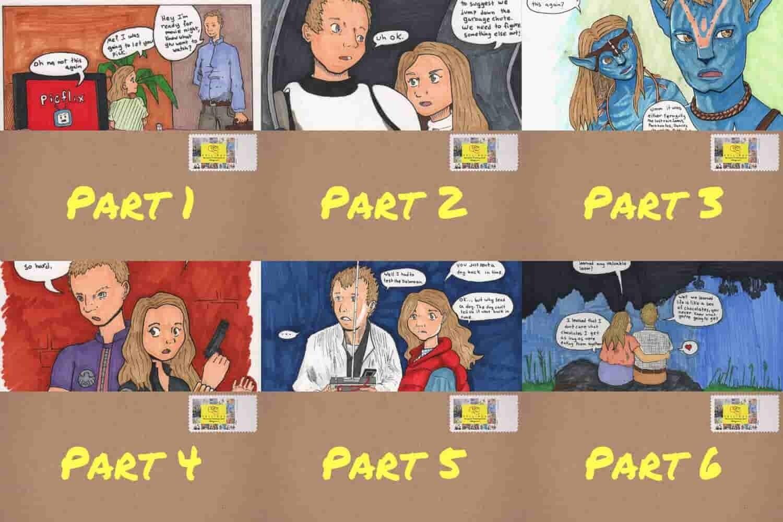 Six Part Story
