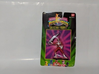 Mighty Morphin Red Power Rangers Collectible figure