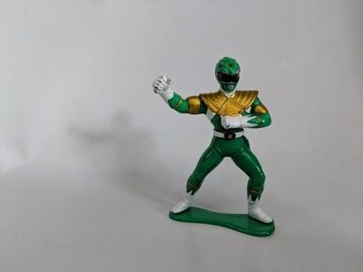 Mighty Morphin Power Rangers collectible figures Green Ranger 1993