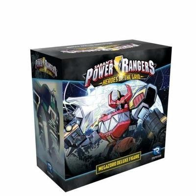 Power Rangers: Heroes of The Grid Megazord Deluxe Figure