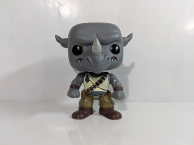 Pop Vinyl Rocksteady