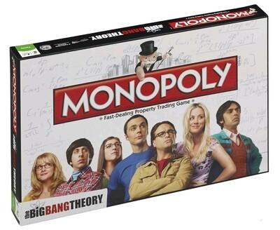 Big Bang Theory Monopoly