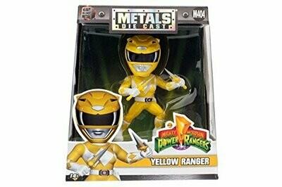 Power Rangers - Yellow Ranger 4