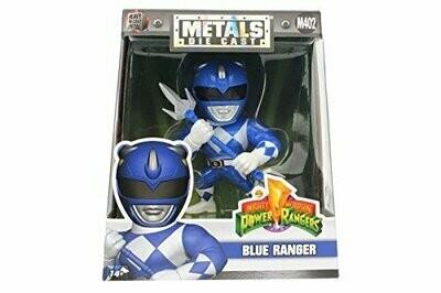 Power Rangers - blue Ranger 4