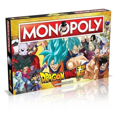 Dragon Ball Super Monopoly