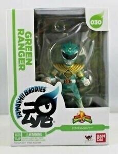 Mighty Morphin Power Rangers Green ranger - Tamashii Buddies