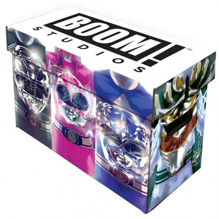 BCW Short Comic Box - Power Rangers
