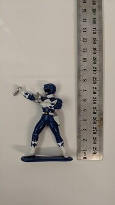 Mighty Morphin Power Rangers collectible figures blue ranger 1993