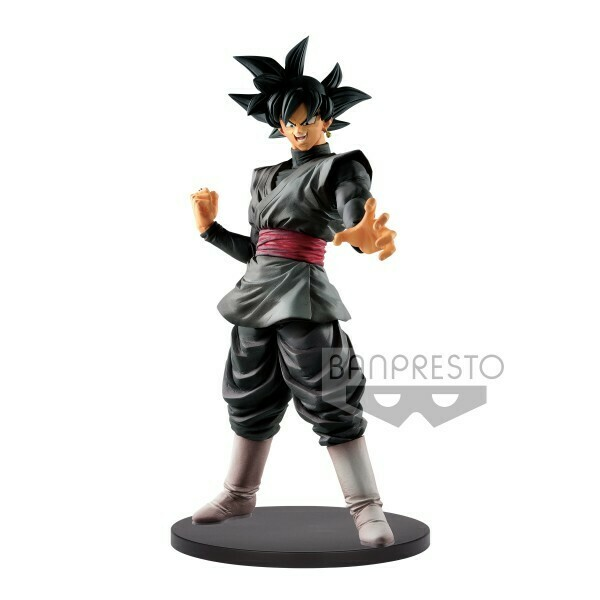 PRE-ORDER: DRAGONBALL - LEGENDS COLLAB - GOKOU -BLACK