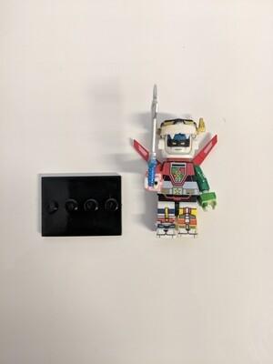 Lego Minifigure Voltron