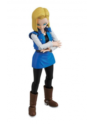 ORDER: DRAGON BALL Z - FIGURISE STANDARD ANDROID #18