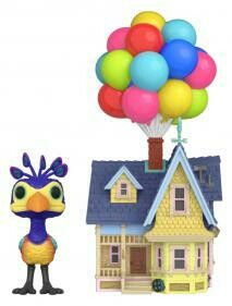 Up - Kevin with Up House NYCC 2019 US Exclusive Pop! Town