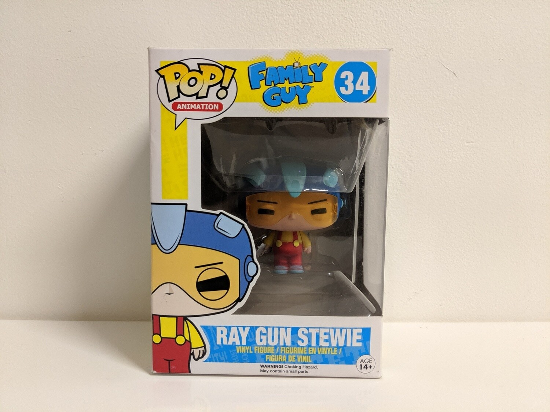 Family guy - Ray Gun Stewie Pop Vinyl