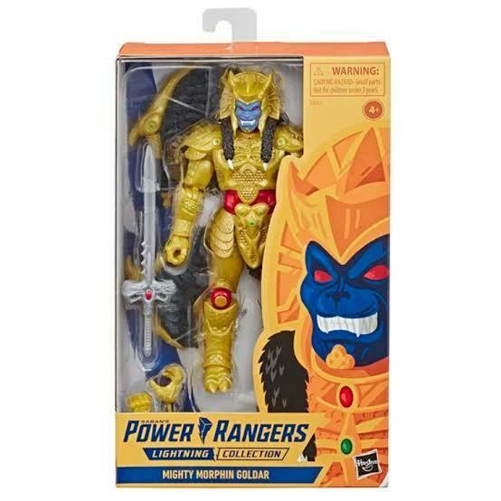 Hasbro Power Rangers: Lightning Collection Action Figure: Goldar