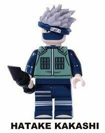Lego Minifigure naruto- Kakashi