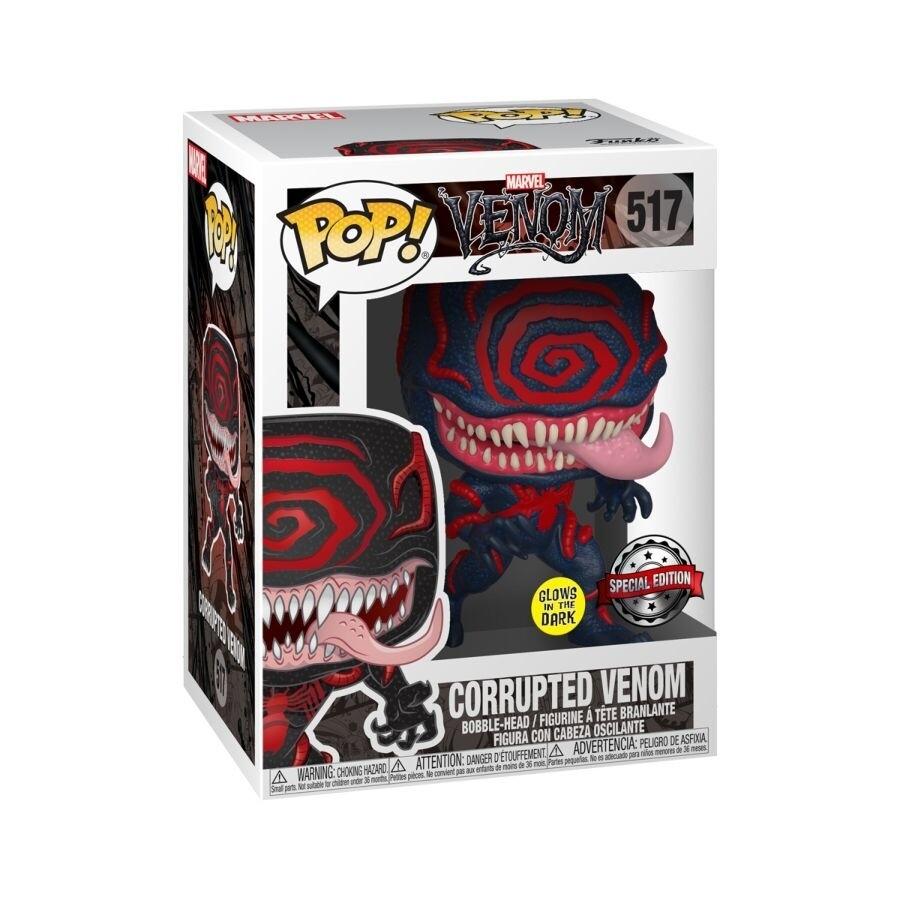 Venom - Venom Corrupted Glow LACC 2019 US Exclusive Pop! Vinyl [RS]