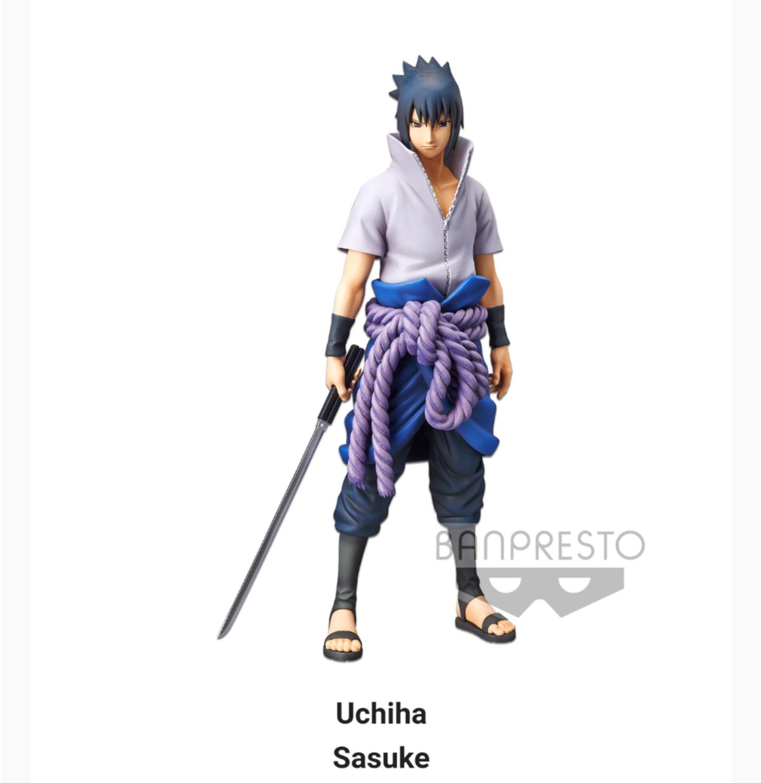 Order: Naruto Shippuden Grandista Nero Sasuke Uchiha