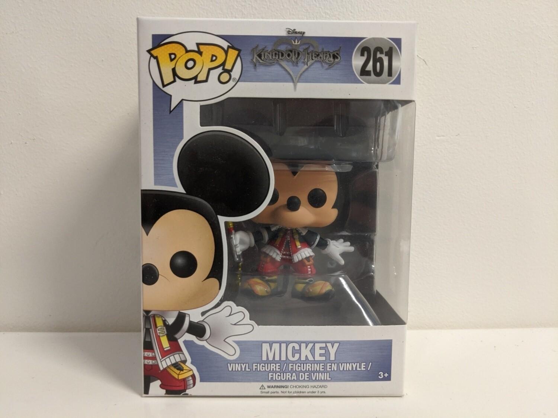 Kingdom Hearts-  Mickey Pop! Vinyl