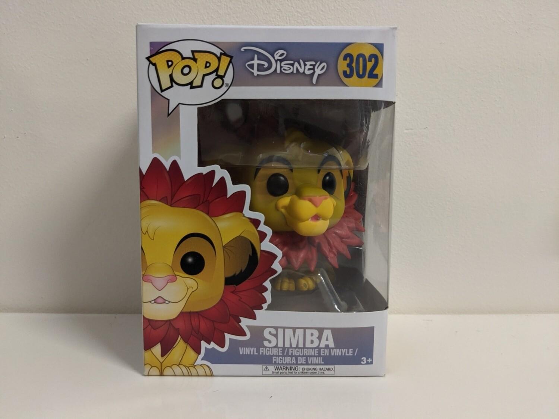 The Lion King- Simba Pop! Vinyl 302