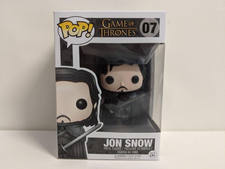 Jon Snow Pop Vinyl 176