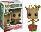 Guardians of the Galaxy - Holiday Dancing Groot Pop! Vinyl