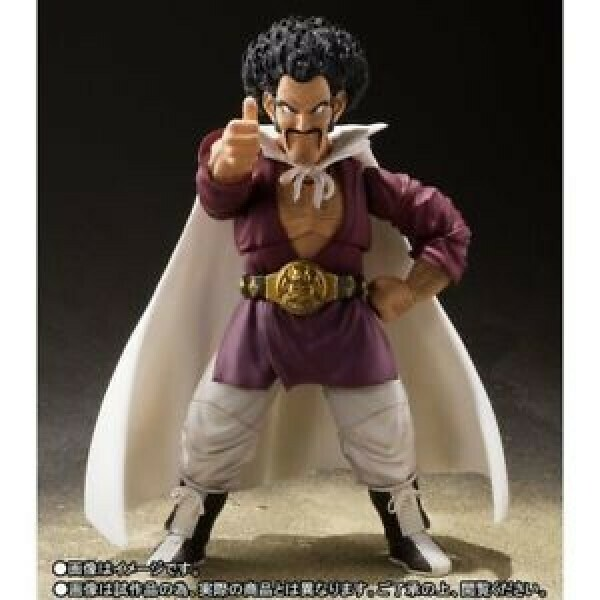 DRAGON BALL Z - S.H.FIGUARTS - MR. SATAN