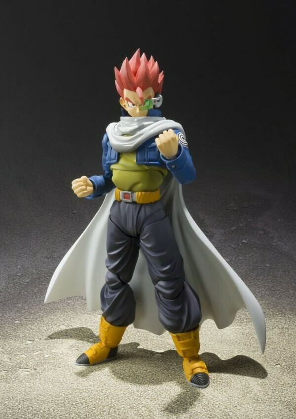 DRAGON BALL Z - SHF TIME PATROLLER XENOVERSE EDITION