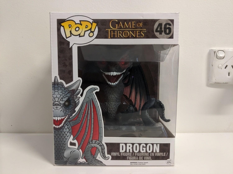 "Game of Thrones - Drogon 6"" Pop Vinyl 46"