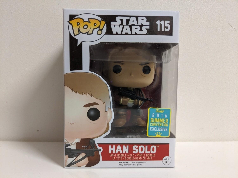 Star Wars -Han Solo Pop! Vinyl