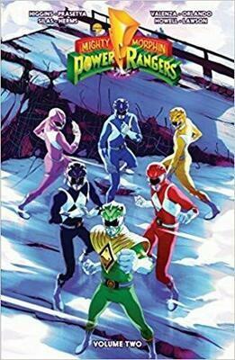 Mighty Morphin Power Rangers TP Vol 2: Volume 2 Paperback Comic