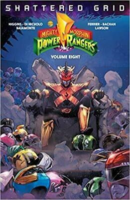 Mighty Morphin Power Rangers, Vol. 8: Volume 8 Paperback Comic