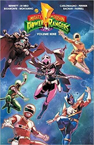 Mighty Morphin Power Rangers, Vol. 9: Volume 9 Paperback Comic