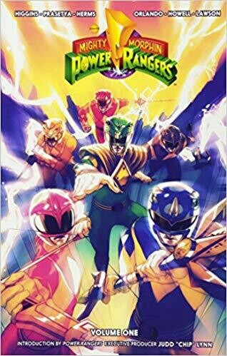 Mighty Morphin Power Rangers Vol. 1 Volume 1 Paperback Comic