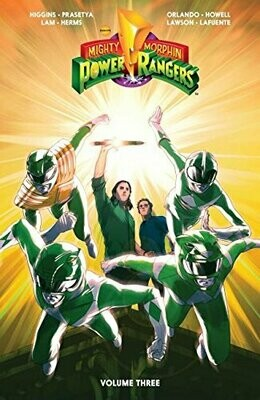 Mighty Morphin Power Rangers Vol 3: Volume 3 Paperback Comic